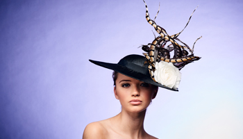Bridal Millinery - To wear a head piece or not?